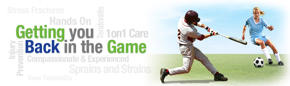 Getting You Back in the Game Physical Therapy NJ