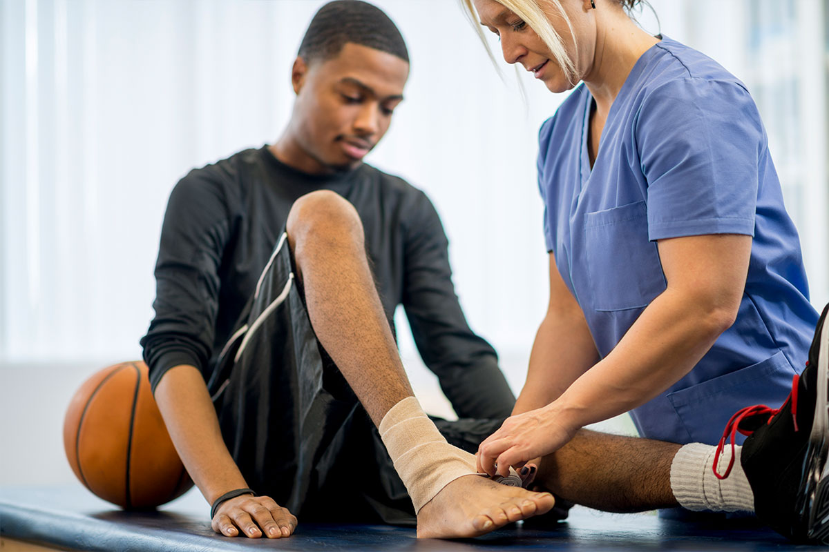 Sports Rehab / Physical Therapy