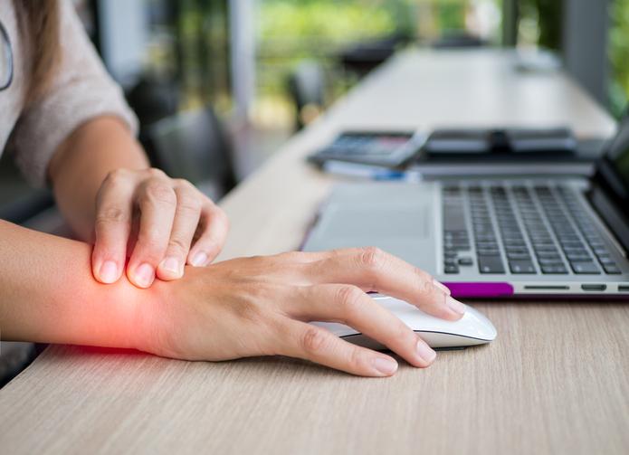 wrist bursitis treatment